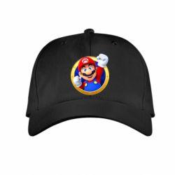 Дитяча кепка Герой Маріо