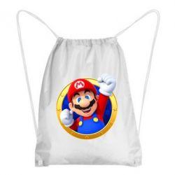 Рюкзак-мішок Герой Маріо