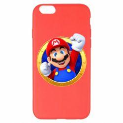 Чохол для iPhone 6 Plus/6S Plus Герой Маріо