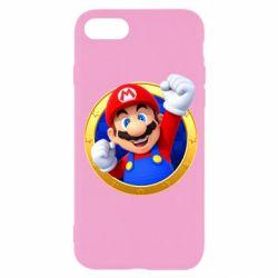 Чохол для iPhone 7 Герой Маріо