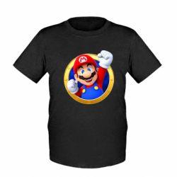 Дитяча футболка Герой Маріо