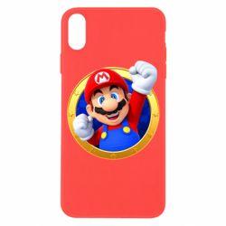 Чохол для iPhone X/Xs Герой Маріо