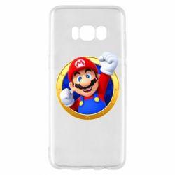 Чохол для Samsung S8 Герой Маріо