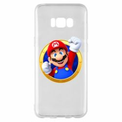 Чохол для Samsung S8+ Герой Маріо