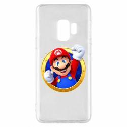 Чохол для Samsung S9 Герой Маріо