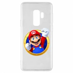 Чохол для Samsung S9+ Герой Маріо
