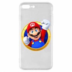 Чохол для iPhone 8 Plus Герой Маріо