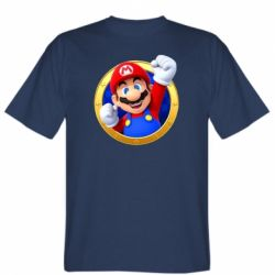 Чоловіча футболка Герой Маріо