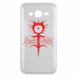 Чохол для Samsung J5 2015 Ghostemane black mage