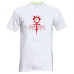 Чоловіча спортивна футболка Ghostemane black mage