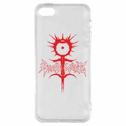 Чохол для iphone 5/5S/SE Ghostemane black mage