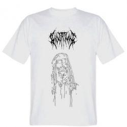 Чоловіча футболка Ghostemane gothic paint face