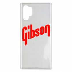 Чохол для Samsung Note 10 Plus Gibson