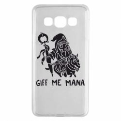 Чехол для Samsung A3 2015 Giff Me Mana