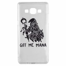 Чехол для Samsung A5 2015 Giff Me Mana