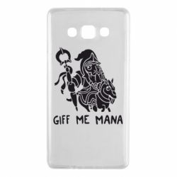 Чехол для Samsung A7 2015 Giff Me Mana