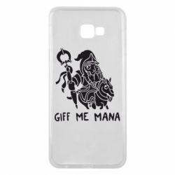 Чехол для Samsung J4 Plus 2018 Giff Me Mana