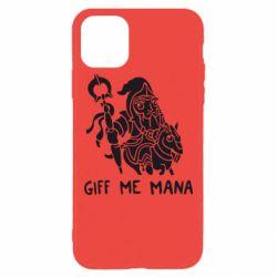 Чехол для iPhone 11 Pro Max Giff Me Mana