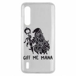 Чехол для Xiaomi Mi9 Lite Giff Me Mana