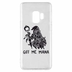 Чехол для Samsung S9 Giff Me Mana