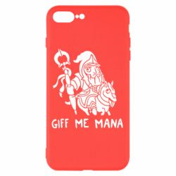 Чехол для iPhone 8 Plus Giff Me Mana