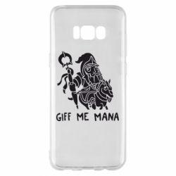 Чехол для Samsung S8+ Giff Me Mana