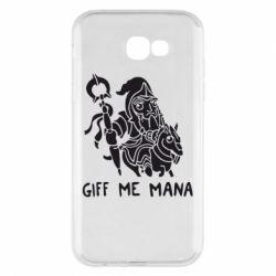 Чехол для Samsung A7 2017 Giff Me Mana
