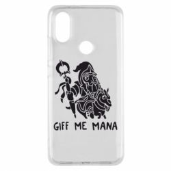 Чехол для Xiaomi Mi A2 Giff Me Mana