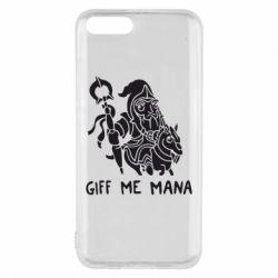 Чехол для Xiaomi Mi6 Giff Me Mana