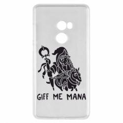 Чехол для Xiaomi Mi Mix 2 Giff Me Mana