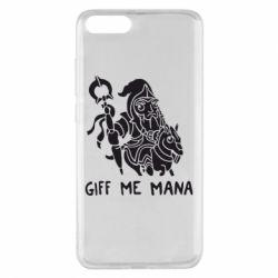 Чехол для Xiaomi Mi Note 3 Giff Me Mana