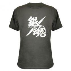 Камуфляжна футболка Gintama