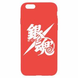 Чохол для iPhone 6/6S Gintama