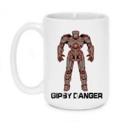 Кружка 420ml Gipsy Danger