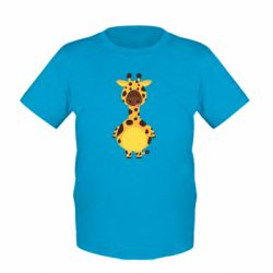 Детская футболка Giraffe