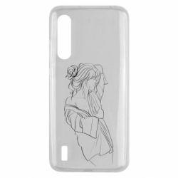 Чехол для Xiaomi Mi9 Lite Girl after a shower