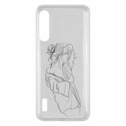 Чохол для Xiaomi Mi A3 Girl after a shower