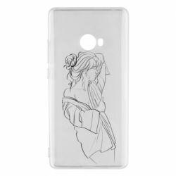 Чехол для Xiaomi Mi Note 2 Girl after a shower