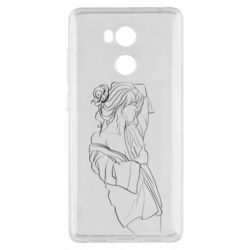 Чехол для Xiaomi Redmi 4 Pro/Prime Girl after a shower