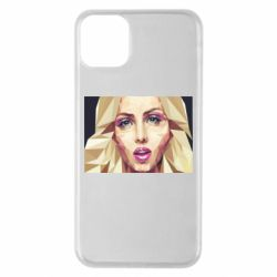 Чохол для iPhone 11 Pro Max Girl like a low poly barbie