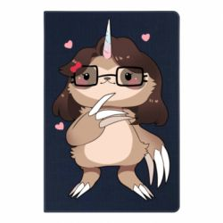 Блокнот А5 Girl Sloth with Unicorn Horn - FatLine