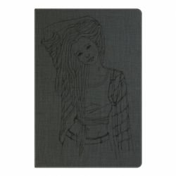 Блокнот А5 Girl with dreadlocks