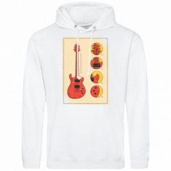 Чоловіча толстовка Гітара