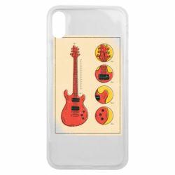 Чохол для iPhone Xs Max Гітара