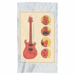 Рушник Гітара