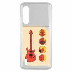 Чохол для Xiaomi Mi9 Lite Гітара