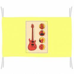 Прапор Гітара