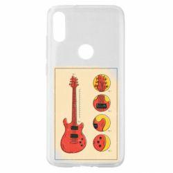 Чохол для Xiaomi Mi Play Гітара