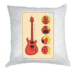 Подушка Гітара