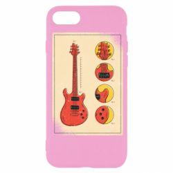 Чохол для iPhone 7 Гітара